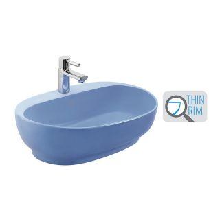 Cera Cafe Silk Grey Colour Wash Basin