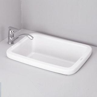 Cera S6010102  Sink 600 X 400 X 200 Mm Sink Snow-White
