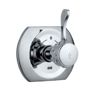 Jaquar Continental 4-Way Divertor For Concealed Fitting With Built-In Non-Return Valves With Divertor Handle