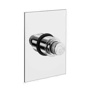 ESS ESS Concealed Flush Valve With Push Button With Square Plate(Dual) 40Mm