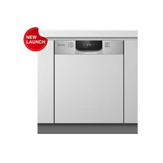 Faber Fsid 8Pr 14S 60 Semi Integrated Dishwasher