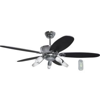 Havells Aureus 1320mm Ceiling Fan Chrome Plated
