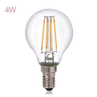 Havells Brightfill Led Filament A45 - 4 W A45 E14 Warm White