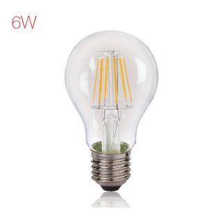 Havells Brightfill Led Filament A60 - 6 W A60 E27 Warm White