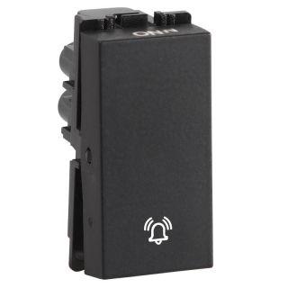 Havells Fabio Carbon 10 AX Bell Push Switch