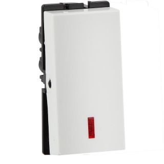 Havells Fabio 16AX 1way Switch with Ind.