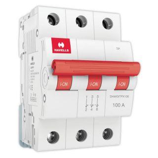 Havells MCB Isolator TP-100 A