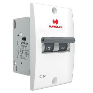 Havells Mini MCB DP-10 A