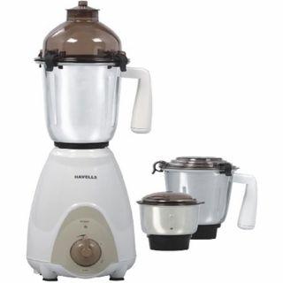 Havells Sprint Mixer Grinder 600W 3 Jar White