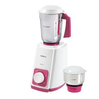 Havells Super Mix Mixer Grinder 500W 2 Jar Pink