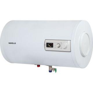 Havells Water Heater (Geyser) Monza Slk-HB 25L - White