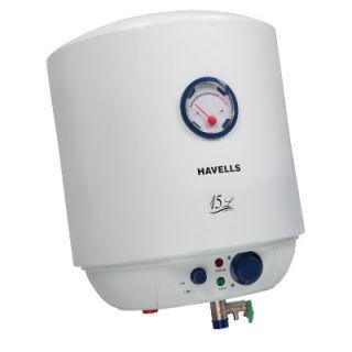 Havells Water Heater (Geyser) - Monza Slk 15L - White