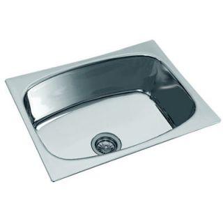 """Stainless Steel Kitchen Sink 18""""x24"""""""